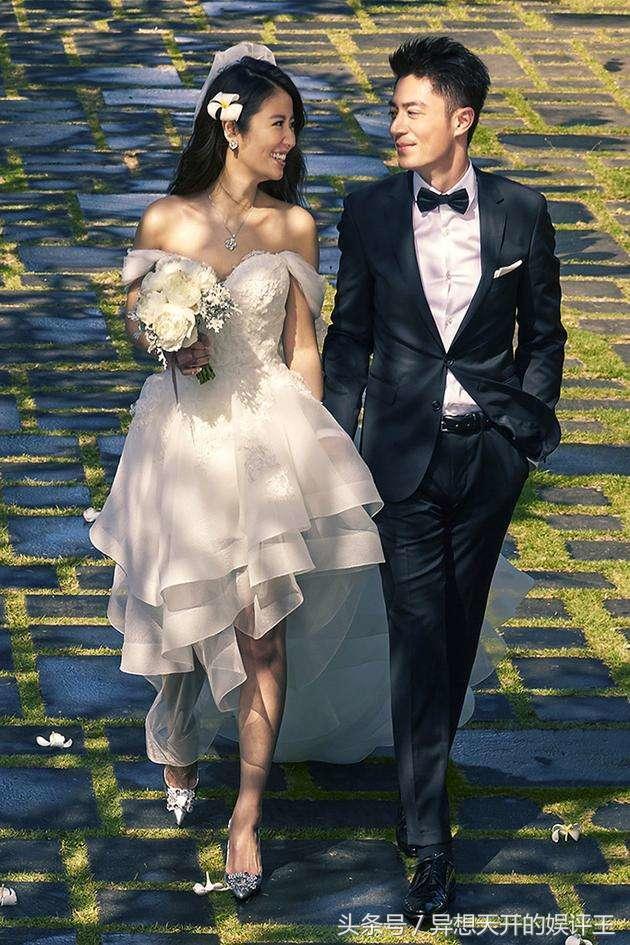 林心如与霍建华没有领结婚证但依旧是合法夫妻