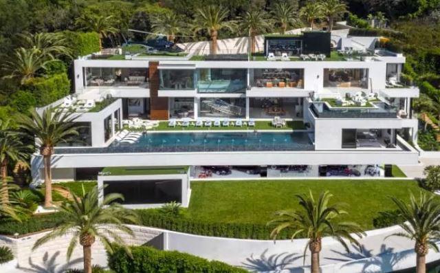 世界最贵豪宅飞机跑道直达家门口